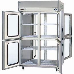 パナソニック(旧サンヨー)パススルータイプ冷蔵庫型式:SRR-KP1281D (旧SRR-JP1281VD)寸法:幅1200mm 奥行850mm 高さ1950mm送料:無料 (メーカーより)直送保証:メーカー保証付在庫僅少