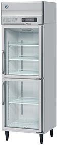 ホシザキ・星崎冷蔵リーチインショーケース(機械上置、分割扉、インバーター制御)型式:RS-63A-2G寸法:幅625mm 奥行800mm 高さ1970mm送料:無料 (メーカーより)直送保証:メーカー保証付三相200Vタイプもあります。受注生産品