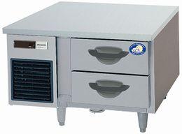 パナソニック(旧サンヨー)2段ドロワータイプ冷凍庫型式:SUF-DG961-2B1寸法:幅900m 奥行600mm 高さ550mm送料:無料 (メーカーより)直送保証:メーカー保証付