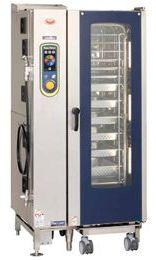 マルゼン低輻射ガススーパースチーム(エクセレントシリーズ、ロールインカートタイプ)型式:SSCGX-20D寸法:幅910mm 奥行820mm 高さ1790mm送料:無料 (メーカーより)直送保証:メーカー保証付