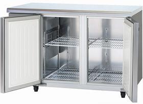 パナソニック(旧サンヨー)横型インバーター冷蔵庫型式:SUR-K1261B(旧SUR-K1261A)寸法:幅1200mm 奥行600mm 高さ800mm送料:無料 (メーカーより)直送保証:メーカー保証付