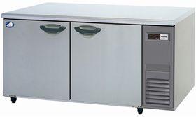 パナソニック(旧サンヨー)横型インバーター冷凍庫型式:SUF-K1571SA-R寸法:幅1500mm 奥行750mm 高さ800mm送料:無料 (メーカーより)直送保証:メーカー保証付機械室右タイプ