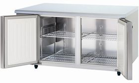 パナソニック(旧サンヨー)横型インバーター冷凍庫型式:SUF-K1561B(旧SUF-K1561A)寸法:幅1500mm 奥行600mm 高さ800mm送料:無料 (メーカーより)直送保証:メーカー保証付:空調・店舗・厨房センター