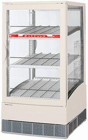 パナソニック(旧サンヨー)冷蔵卓上型ショーケース型式:SMR-CZ75CH(旧SMR-C75CH)寸法:幅470mm 奥行463mm 高さ880mm送料:無料 (メーカーより)直送保証:メーカー保証付