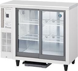 ホシザキ・星崎冷蔵テーブル型ショーケース型式:RTS-90STD(旧RTS-90STB2)寸法:幅900mm 奥行450mm 高さ800mm送料:無料 (メーカーより直送)保証:メーカー保証付