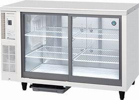 ホシザキ・星崎冷蔵テーブル型ショーケース型式:RTS-120SND(旧RTS-120SNB2)寸法:幅1200mm 奥行600mm 高さ800mm送料:無料 (メーカーより直送)保証:メーカー保証付
