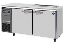 ホシザキ・星崎横型冷蔵庫(サンドイッチ)《省エネ》インバーター型式:RT-150SNG-H寸法:幅1500mm 奥行600mm 高さ800mm送料:無料 (メーカーより)直送保証:メーカー保証付受注生産品