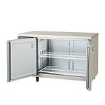 フクシマガリレイ横型冷蔵庫型式:LCC-120RM-F(旧YRC-120RM2-F)寸法:幅1200mm 奥行600mm 高さ800mm送料:無料 (メーカーより直送)保証:メーカー保証付