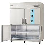 フクシマガリレイ縦型インバーター冷凍冷蔵庫型式:GRN-151PM-F(旧ARN-151PM-F)寸法:幅1490mm 奥行650mm 高さ1950mm送料:無料 (メーカーより直送)保証:メーカー保証付受注生産品