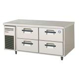 フクシマガリレイ2段ドロワータイプ冷凍庫型式:LBW-124FM(旧TBW-44FM3)寸法:幅1200m 奥行750mm 高さ550mm送料:無料 (メーカーより)直送保証:メーカー保証付