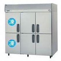 パナソニック(旧サンヨー)インバータータテ型冷凍冷蔵庫型式:SRR-K1861C2寸法:幅1785mm 奥行650mm 高さ1950mm送料:無料 (メーカーより)直送保証:メーカー保証付