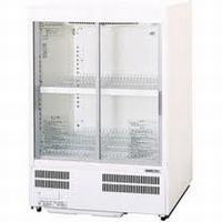 パナソニック(旧サンヨー)冷蔵小型ショーケース型式:SMR-M120NC(旧SMR-M120NB)寸法:幅750mm 奥行550mm 高さ1080mm送料:無料 (メーカーより)直送保証:メーカー保証付