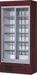 ダイワ・大和冷蔵スライド大扉ショーケース型式:351U寸法:幅900mm 奥行450mm 高さ1965mm送料:無料 (メーカーより直送)保証:メーカー保証付