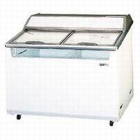 パナソニック(旧サンヨー)冷凍クローズ型ショーケース型式:SCR-105DNA寸法:幅1054mm 奥行714mm 高さ920mm送料:無料 (メーカーより)直送保証:メーカー保証付