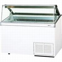 パナソニック(旧サンヨー)冷凍ディッピングケース型式:SCR-VD14NA寸法:幅1295mm 奥行778(+127)mm 高さ1124mm送料:無料 (メーカーより)直送保証:メーカー保証付