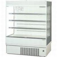 パナソニック(旧サンヨー)インバーター多段オープンショーケース型式:SAR-450TVC寸法:幅1190mm 奥行600mm 高さ1500(+20)mm送料:無料 (メーカーより)直送保証:メーカー保証付天板照明付