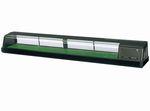 ホシザキ・星崎恒温高湿ネタケース型式:FNC-210BL-L(R)寸法:幅2100mm 奥行345mm 高さ280mm送料:無料 (メーカーより直送)保証:メーカー保証付LED照明付
