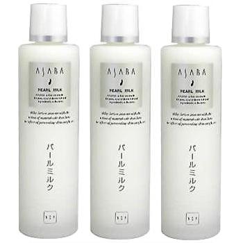 アサバ パールミルク100ml(3本セット) 日本デイリーヘルス 同梱区分J