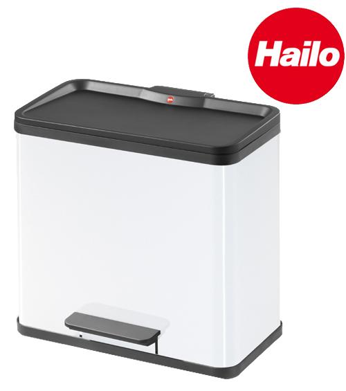 Hailoハイロ トレントエコ トリオ33(11L×3) ホワイト