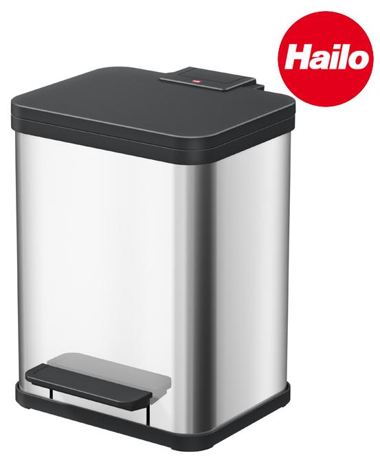 ハイロ ペダルビンエコ ウーノ17(17L×1) ステンレス 60099
