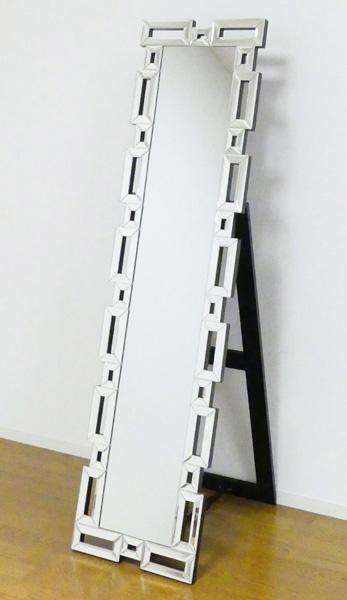 スタンディングミラー 角 DS-001 81001
