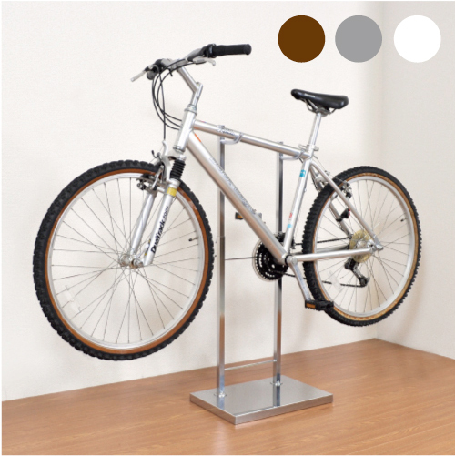 室内自転車スタンド1段(1台用)