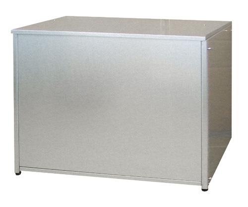 A032 ガルバ製ゴミ収納庫W88 ※9月下旬頃入荷予定です