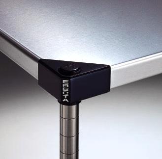 【全品送料無料】430ソリッドエレクターシェルフ430 SOLID ERECTA SHELF奥行き610mmシリーズ奥行614mm×間口1063mm