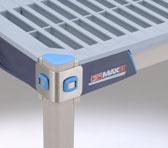【全品送料無料】通常品メトロマックス i 棚板奥行き610mmグリッドマットシリーズ奥行620mm×間口1215mm※マットは3分割です