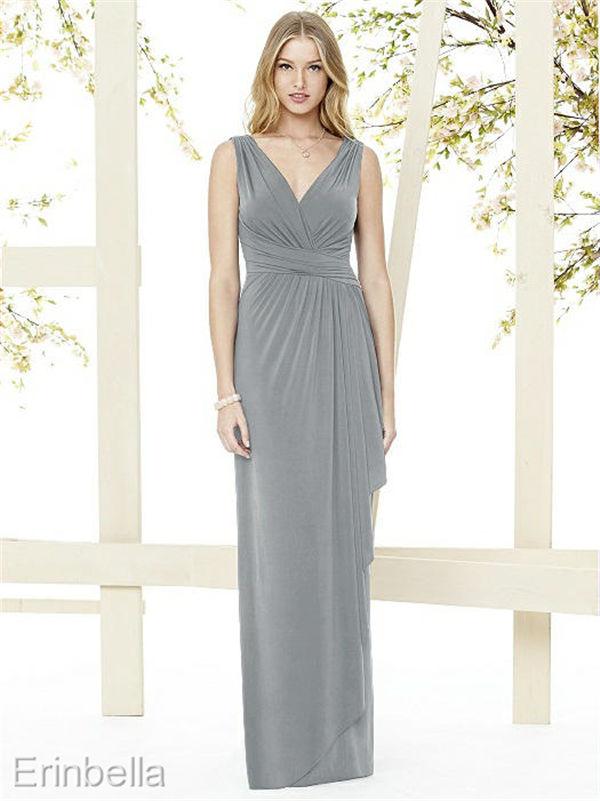 パーティードレス ロングドレス イブニングドレス ワンピース カラードレス 8146