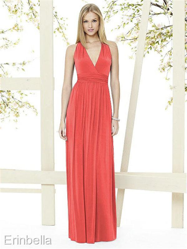 パーティードレス ロングドレス イブニングドレス ワンピース カラードレス 8147