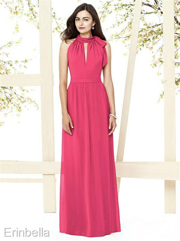 パーティードレス ロングドレス イブニングドレス ワンピース カラードレス 8150