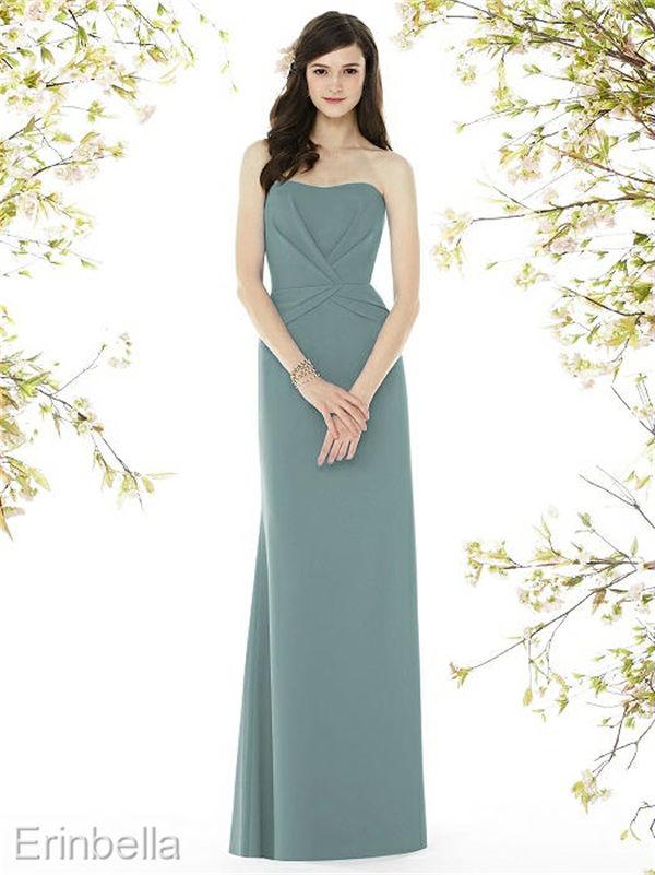 パーティードレス ロングドレス イブニングドレス ワンピース カラードレス 8158