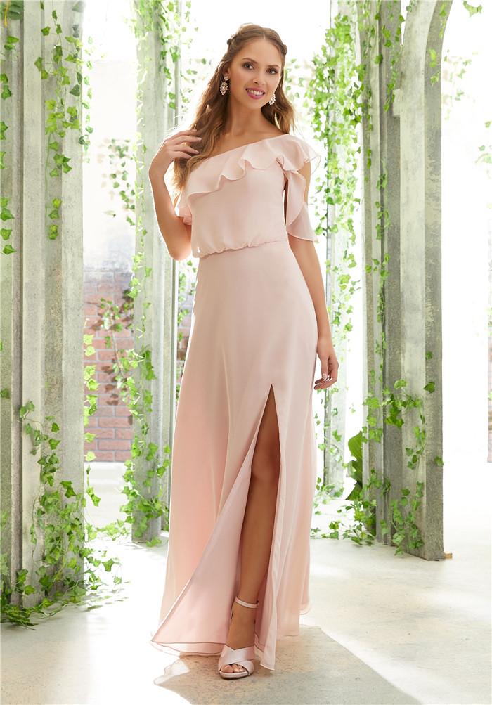 パーティードレス カラードレス ワンピース イブニングドレス ロング スレンダー フォーマル セミオーダー