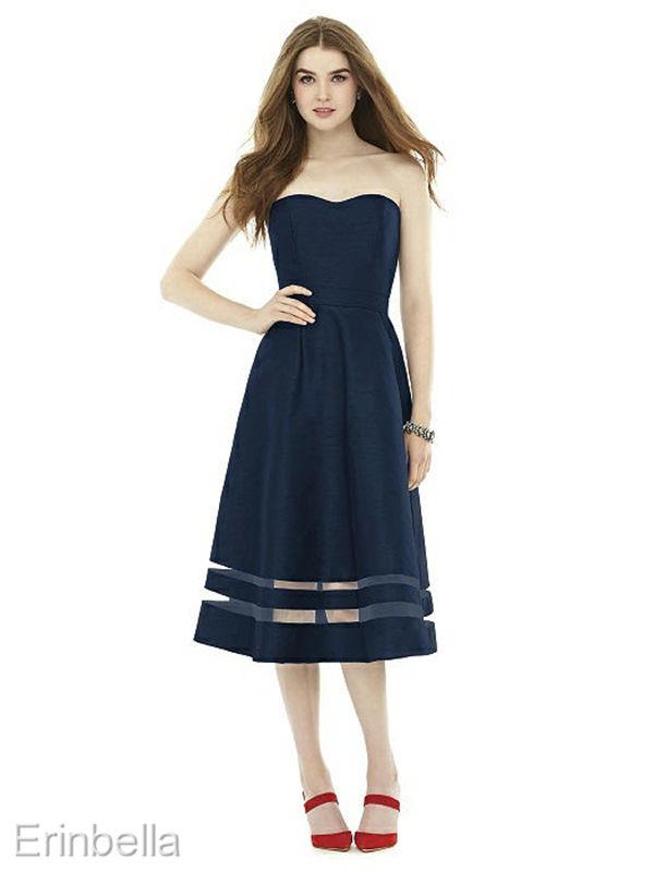 パーティードレス ショートドレス ミニ ミディアム 新品 D712