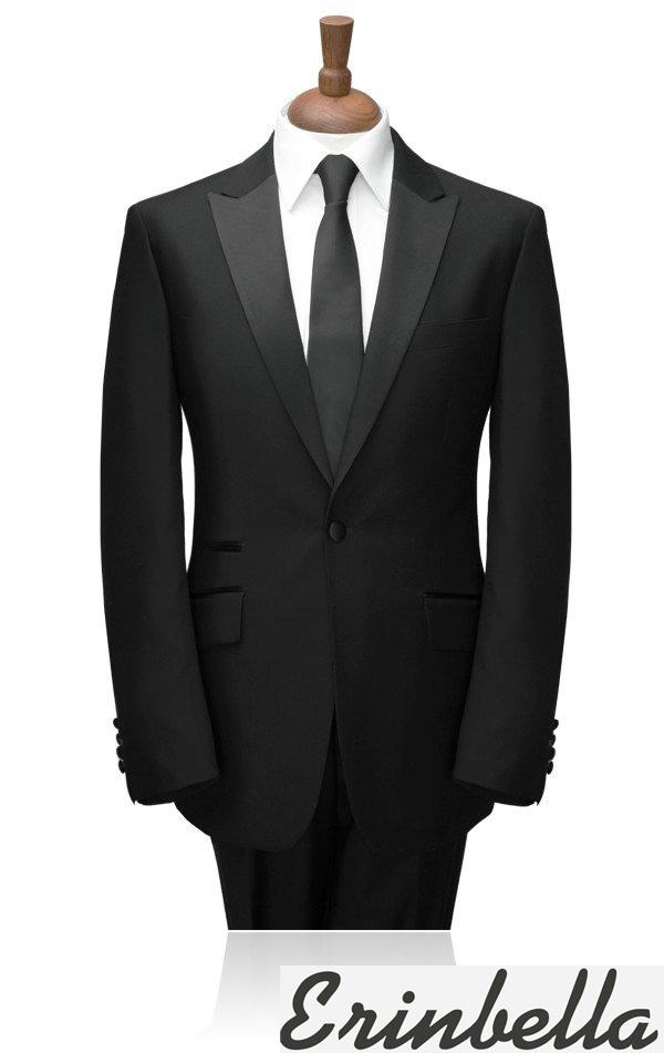 タキシード スーツ 結婚式 オーダーメイド フォーマル (ET0023)