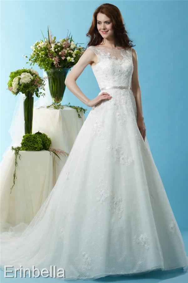 ウェディングドレス ウェディングドレス Aライン ロングドレス BL128