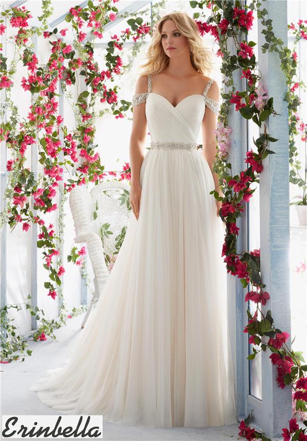 ウェディングドレス ウェディングドレス Aライン ロングドレス TW1551