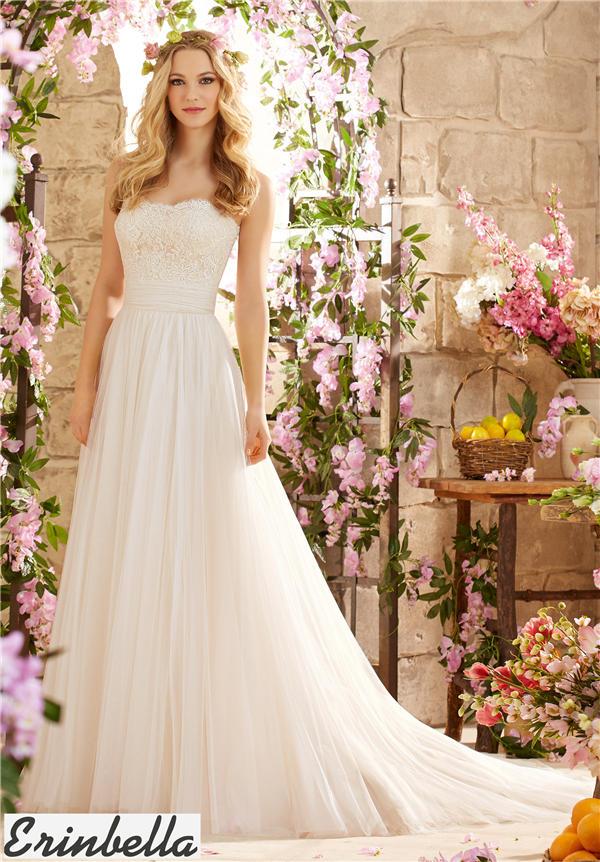 ウェディングドレス ウェディングドレス Aライン ロングドレス TW1556