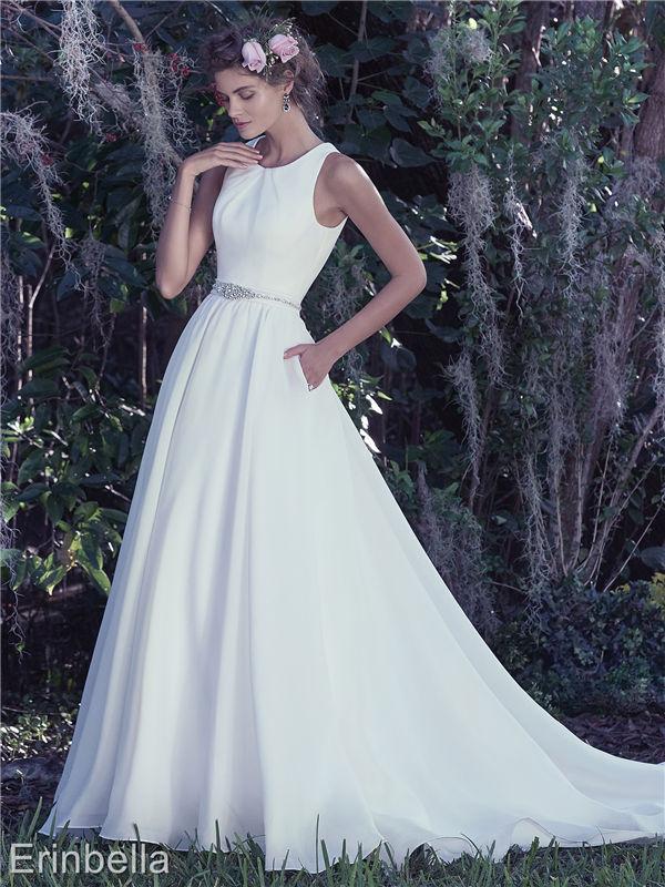 ウェディングドレス ウェディングドレス Aライン ロングドレス TW1602