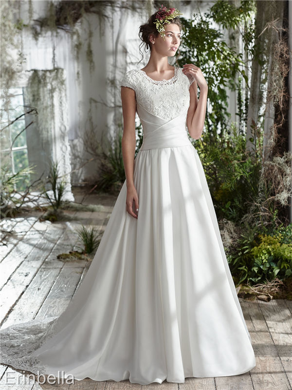 ウェディングドレス ウェディングドレス Aライン ロングドレス TW1634
