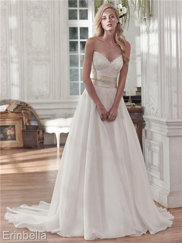 ウェディングドレス ウェディングドレス Aライン ロングドレス TW1672