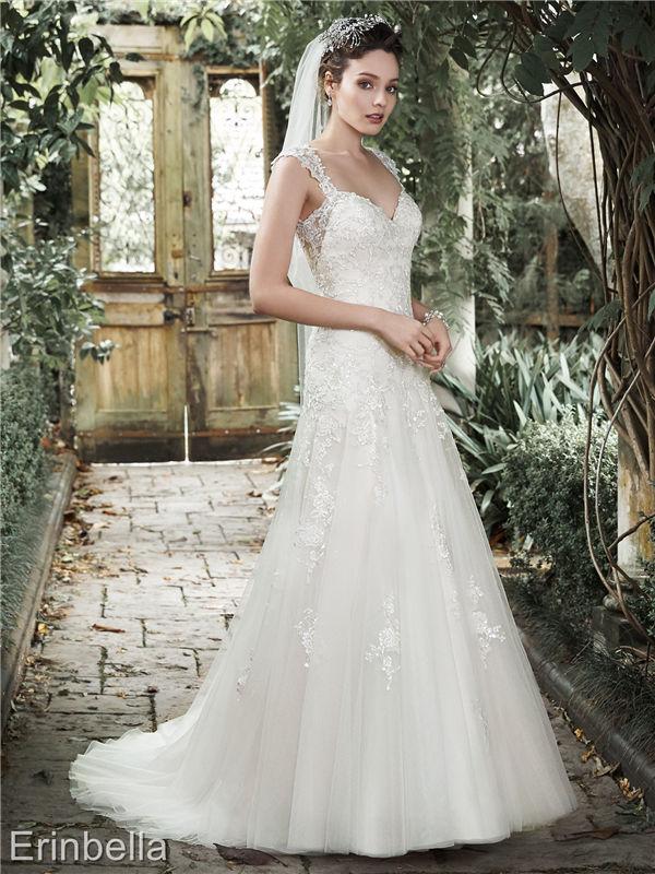 ウェディングドレス ウェディングドレス Aライン ロングドレス TW1693