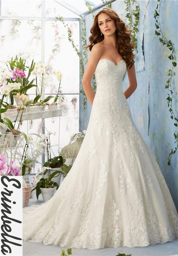 ウェディングドレス ウェディングドレス Aライン ロングドレス TW1535