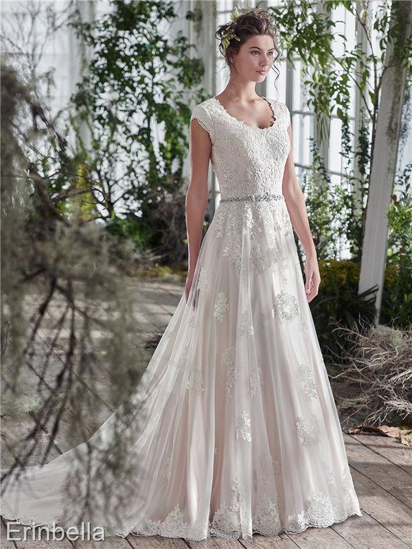ウェディングドレス ウェディングドレス Aライン ロングドレス TW1623