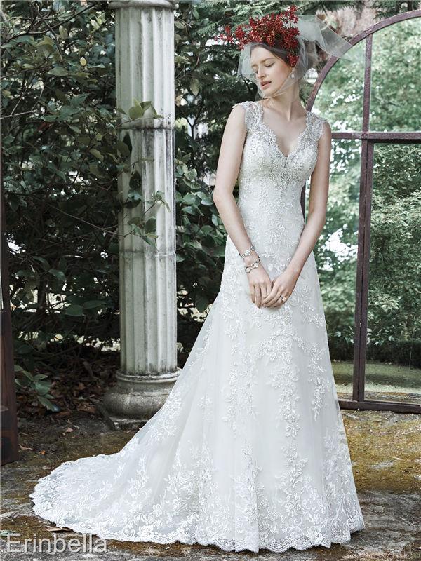 ウェディングドレス ウェディングドレス Aライン ロングドレス TW1682