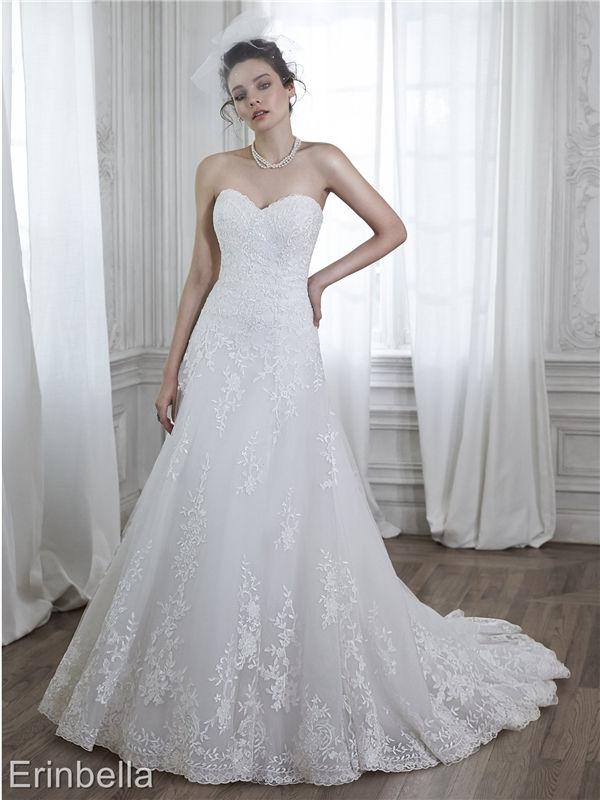 ウェディングドレス ウェディングドレス Aライン ロングドレス TW1720