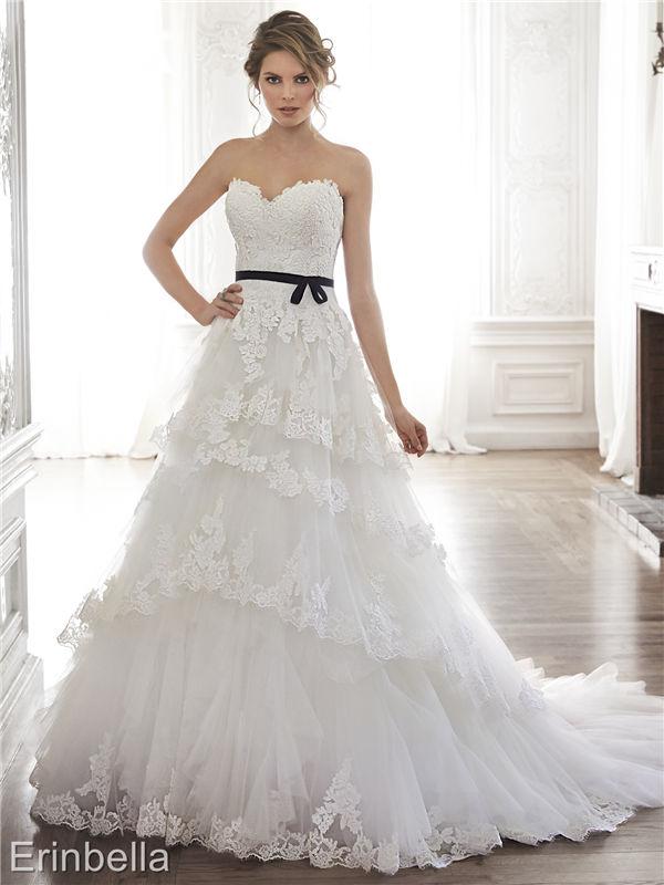 ウェディングドレス ウェディングドレス Aライン ロングドレス TW1721