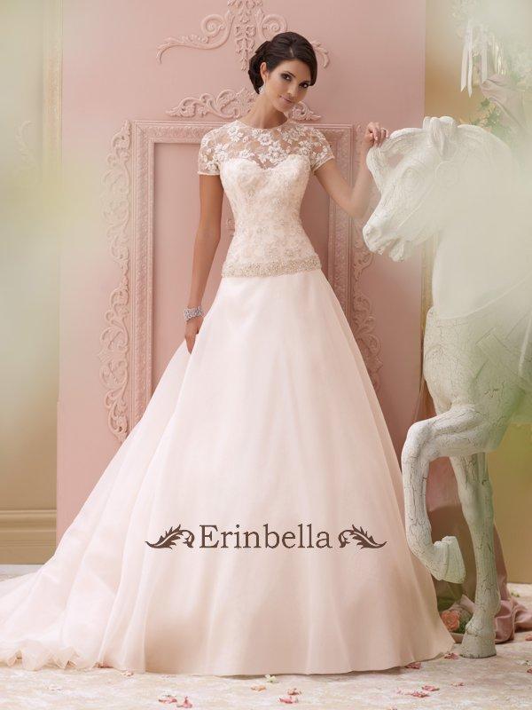 ウェディングドレス Aライン 花嫁 結婚式 二次会 披露宴 ブライダル 115252