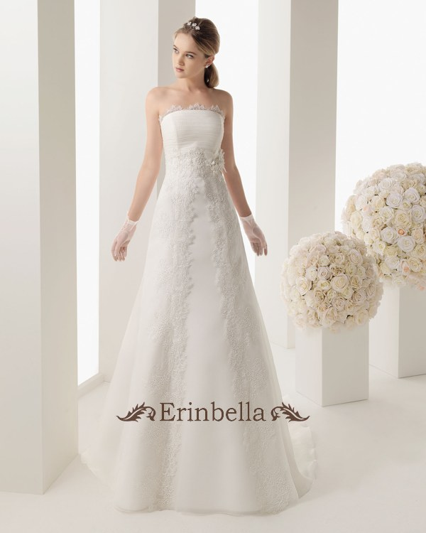 ウェディングドレス ウェディングドレス Aライン TW0261